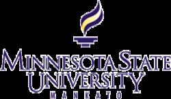 Minnesota State University, Mankato logo