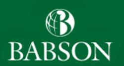 Babson College logo
